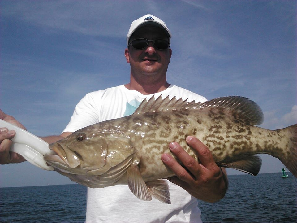 Charter for Grouper fishing