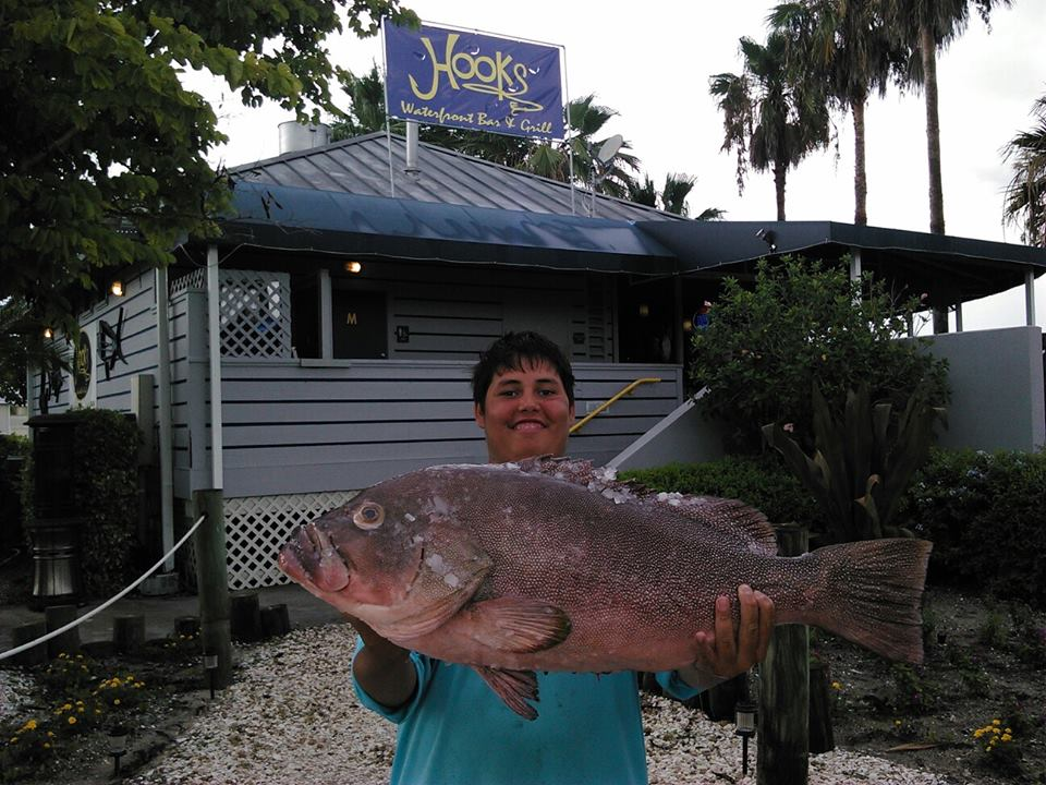Charter for Grouper fishing