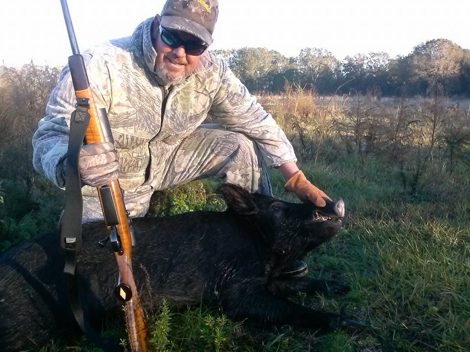 Hog Hunting Tampa FL