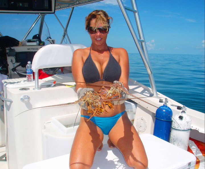 Lobster charter Tampa