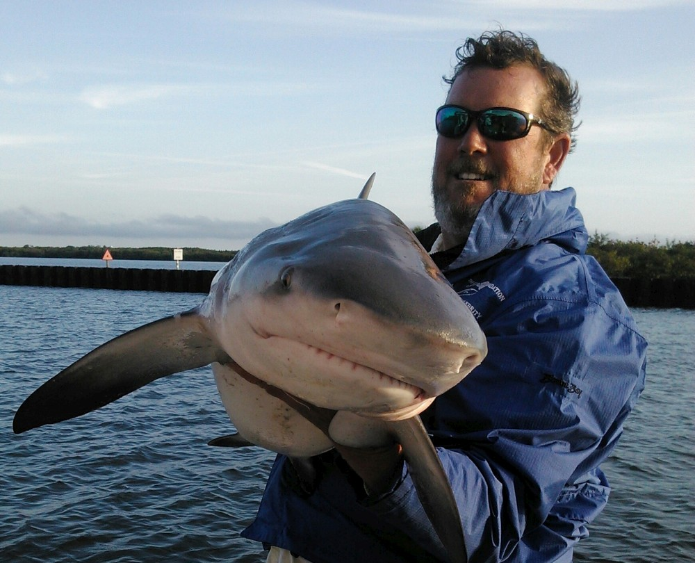 charter for shark fishing